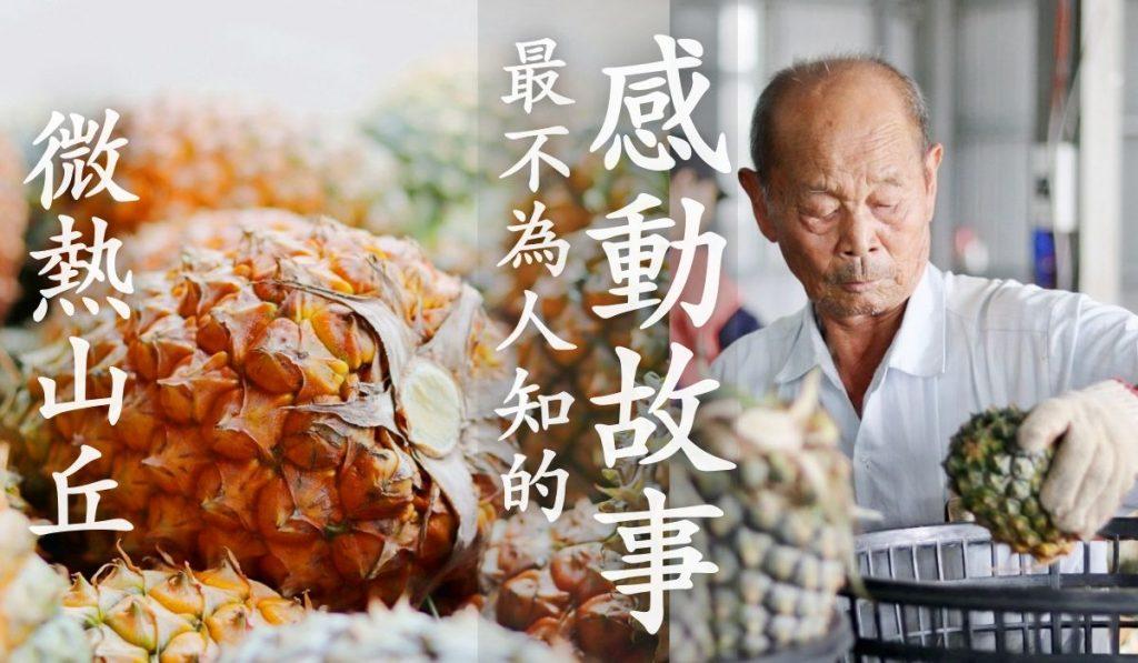 微熱山丘-知名鳳梨酥最不為人知的感動故事【台灣在地溫暖】